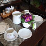Hotel Mercedes - Frühstücksraum