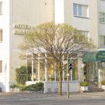 Hotel Kurfürstenhof - Außenansicht