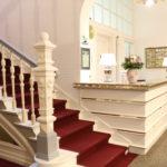 Hotel Villa Esplanade - Rezeption