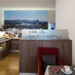 Hotel Deutsches Haus - Rezeption