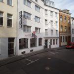 Hotel Deutsches Haus - außenansicht