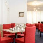 Hotel Europa - Frühstückszimmer