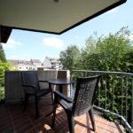 Apartmenthaus 11 - Balkon