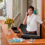 Hotel Aigner - Rezeption