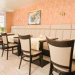 Hotel Astoria -Frühstücksraum