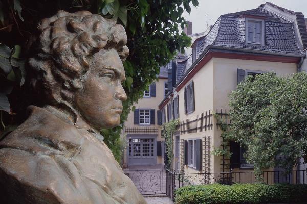 Das Geburtshaus Beethovens
