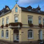 Außenansicht Hotel Zur Post in Bonn